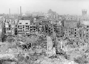 Dortmund 1945 Ausgebombt